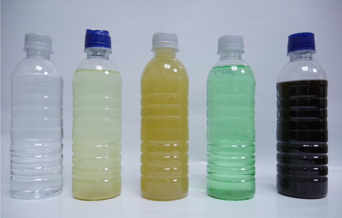 水管清潔-髒水