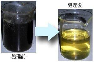 淨化範例-機油