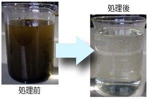 淨化範例-研磨排水
