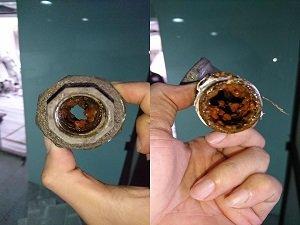 JHW 環境-熱水器的配件