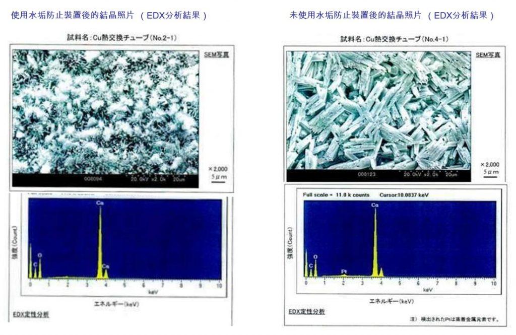 SRD 冷卻水塔-結晶